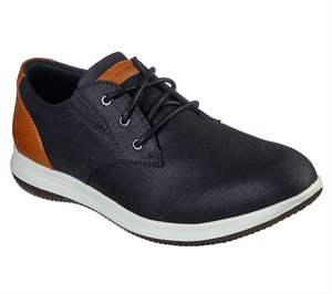 Black Skechers Darlow - Remego - FINAL SALE