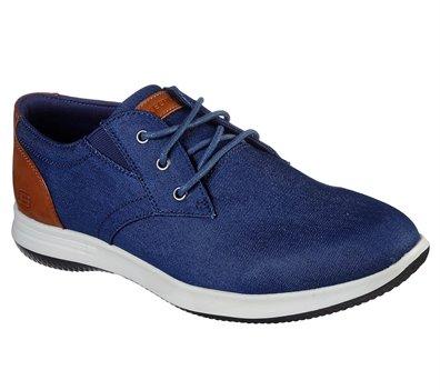 BLUE Skechers Darlow - Remego - FINAL SALE