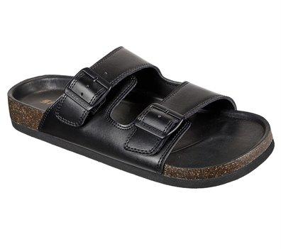 Black Skechers Krevon - Wanson - FINAL SALE