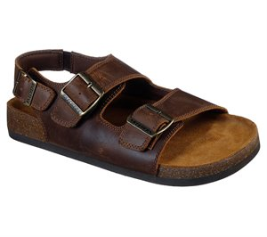 Brown Skechers Relaxed Fit: Krevon - Lakesun - FINAL SALE