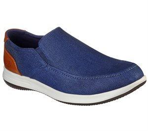 Blue Skechers Darlow - Elano - FINAL SALE