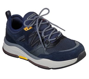 Navy Skechers Relaxed Fit: Benago - Flinton - FINAL SALE