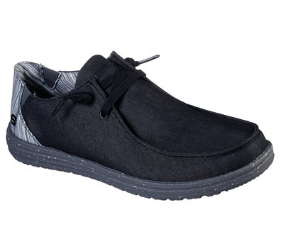 Black Skechers Relaxed Fit: Melson - Chad - FINAL SALE