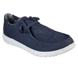 Navy Skechers Relaxed Fit: Melson - Chad - FINAL SALE