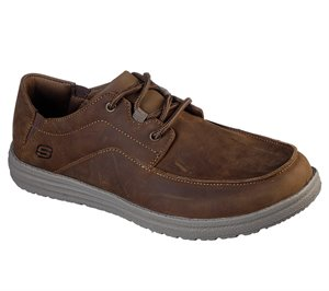 Natural Skechers Relaxed Fit: Melson - Sunday Bay