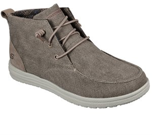 Brown Skechers Relaxed Fit: Melson - Forlen