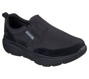 Black Skechers Skechers GOwalk Duro EXTRA WIDE FIT