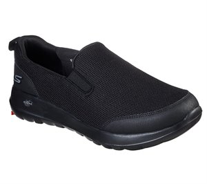 Black Skechers Skechers GOwalk Max - Clinched