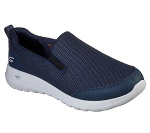 Navy Skechers Skechers GOwalk Max - Clinched