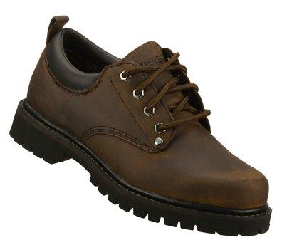 Brown Skechers Tom Cats