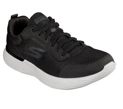 Gray Black Skechers Skechers GOrun 400 V2 - Omega