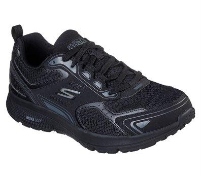 Gray Black Skechers Skechers GOrun Consistent