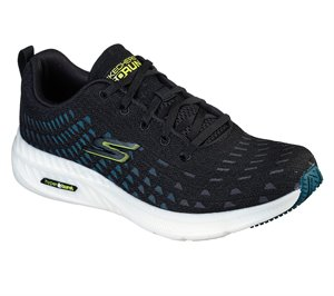 Blue Black Skechers Skechers GOrun Smart Hyper - Solar - FINAL SALE
