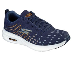 Gold Navy Skechers Skechers GOrun Smart Hyper - Solar - FINAL SALE