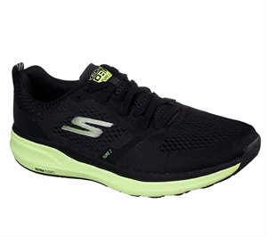Green Black Skechers Skechers GOrun Pure 2 - FINAL SALE