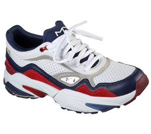 Multi Navy Skechers Kraz - Wiley - FINAL SALE