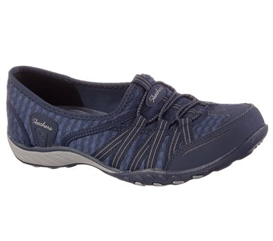 Skechers Relaxed Fit: Breathe Easy Dimension in Navy