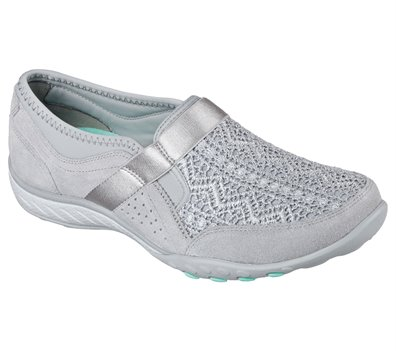Skechers Relaxed Fit: Breathe Easy Our Song in Gray