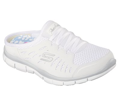 Skechers Gratis - No Limits in White