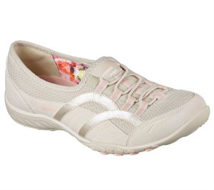 NATURAL Skechers Relaxed Fit: Breathe Easy - Faithful - FINAL SALE