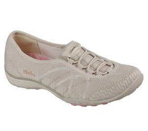 Natural Skechers Relaxed Fit: Breathe Easy - Sweet Jam