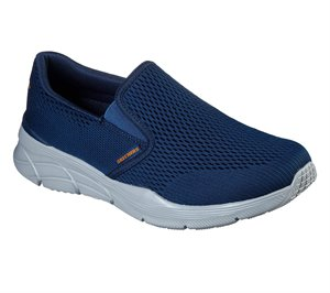 Orange Navy Skechers Relaxed Fit: Equalizer 4.0 - Triple-Play