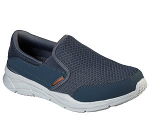 Orange Gray Skechers Relaxed Fit: Equalizer 4.0 - Persisting - FINAL SALE