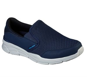 Navy Skechers Relaxed Fit: Equalizer 4.0 - Persisting