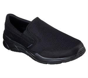 Black Skechers Relaxed Fit: Equalizer 4.0 - Krimlin - FINAL SALE