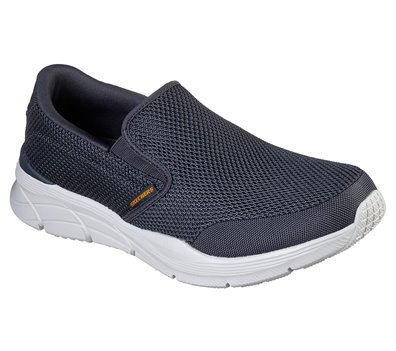 Gray Skechers Relaxed Fit: Equalizer 4.0 - Krimlin - FINAL SALE