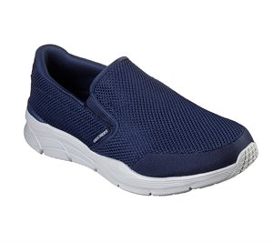 Navy Skechers Relaxed Fit: Equalizer 4.0 - Krimlin