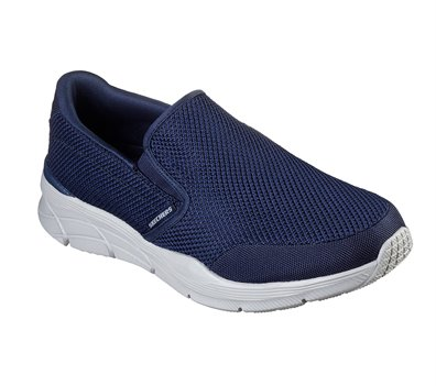 Navy Skechers Relaxed Fit: Equalizer 4.0 - Krimlin - FINAL SALE