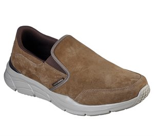 Brown Skechers Relaxed Fit: Equalizer 4.0 - Myrko