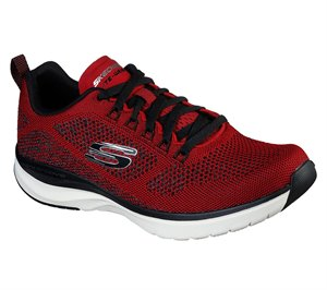 Black Red Skechers Ultra Groove - Royal Dragoon - FINAL SALE