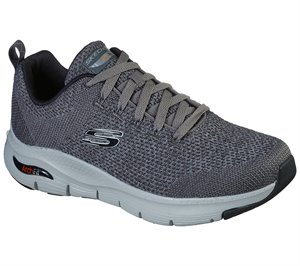 Gray Skechers Skechers Arch Fit - Paradyme EXTRA WIDE FIT- FINAL SALE