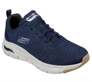 Navy Skechers Skechers Arch Fit - Paradyme EXTRA WIDE FIT- FINAL SALE