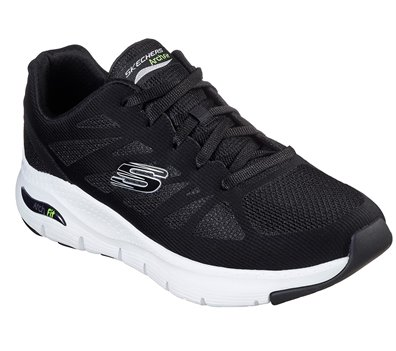 White Black Skechers Skechers Arch Fit - Charge Back - FINAL SALE