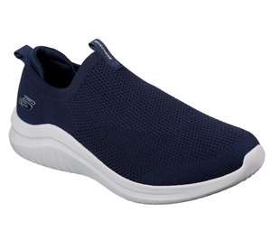 Navy Skechers Ultra Flex 2.0 - Kwasi - FINAL SALE
