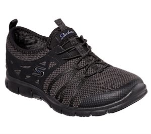 Black Skechers Gratis - What A Sight