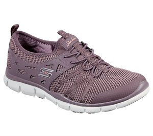 Purple Skechers Gratis - What A Sight