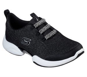 White Black Skechers Skech-Lab - Sparkle Mood