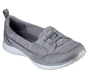 Gray Skechers Microburst 2.0 - Best Ever - FINAL SALE