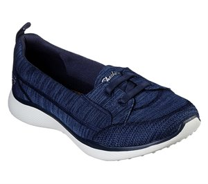 Navy Skechers Microburst 2.0 - Best Ever
