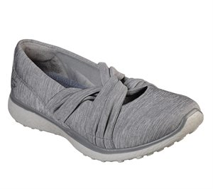 Gray Skechers Microburst - Knot Concerned