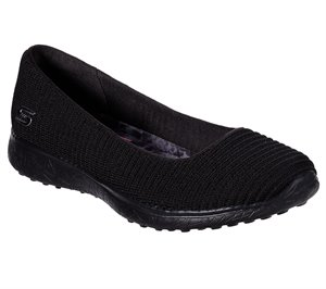 Black Skechers Microburst - In-Line