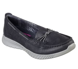 Navy Skechers Wave Lite