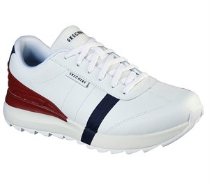 Multi White Skechers Speedtooth - FINAL SALE