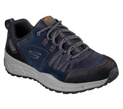 Navy Skechers Relaxed Fit: Equalizer 4.0 Trail EXTRA WIDE FIT - FINAL SALE