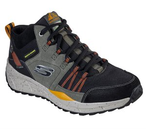 Black Olive Skechers Relaxed Fit: Equalizer 4.0 Trail - Break Set - FINAL SALE