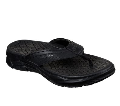 Black Skechers Equalizer 4.0 - Serasa